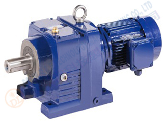 Gear reducer motor 5.5kw ratio 1:59...
