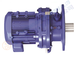 Gear Motor Cyclo RVM 1.5kw ratio: 25:1