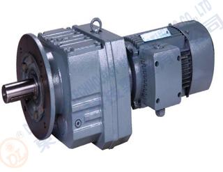 Gear reducer motor 0.37kw riato 1/40000