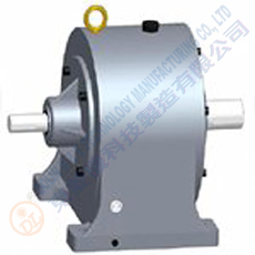 Horizontal Type Double Shafts Large Gear Reducer